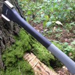 Отправляемся в лес по дрова с топором Outventure