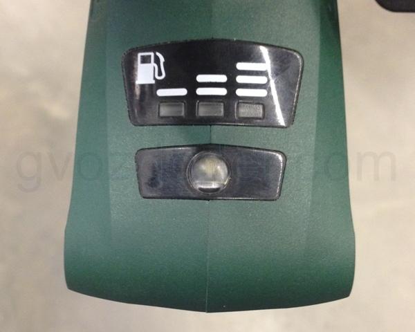 Индикатор заряда шуруповёрта Bosch PSR 1800 LI-2