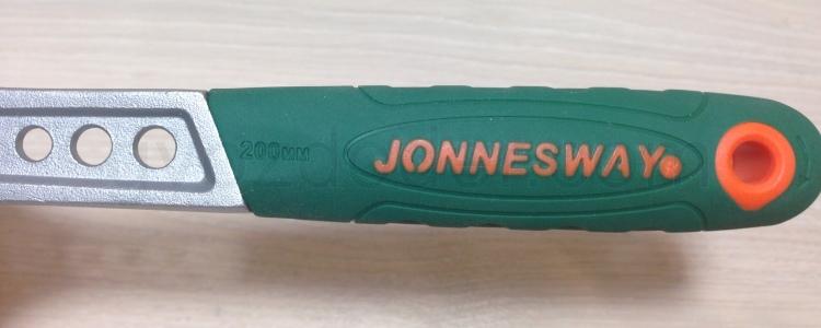 Рукоятка разводного ключа Jonnesway W27AT8