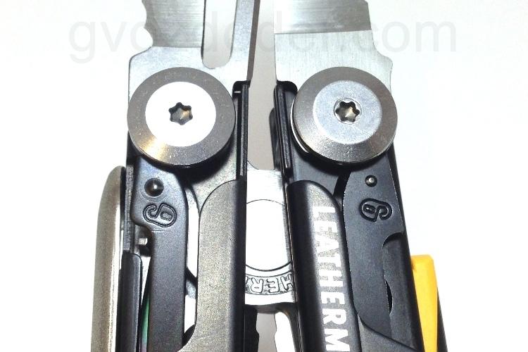 Комбинированный нож - 420HC Combo Knife