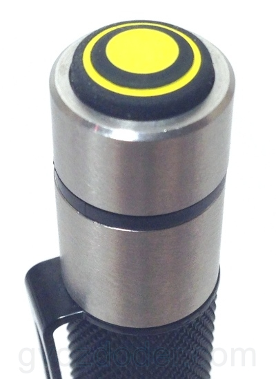 Кнопка включения фонаря Led Lenser i6ER