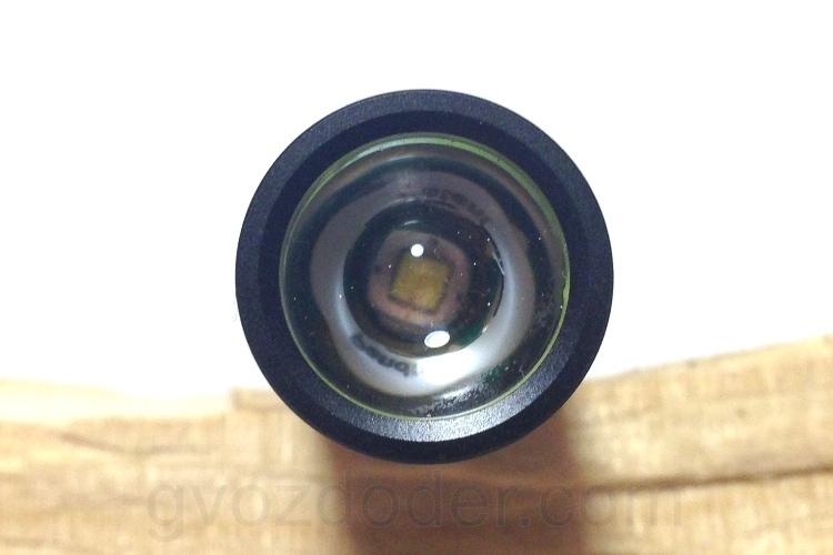 Светодиод в фонаре Led Lenser i6ER