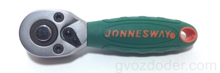 """Трещотка Jonnesway 1/4""""DR R2902B"""