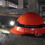 Инспектируем стройку с налобным фонарём Led Lenser H6R