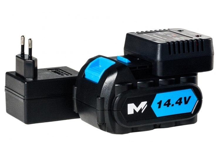 Аккумулятор шуруповёрта Mac Allister MSDD144