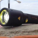 Железное сердце: испытываем фонарь Led Lenser i9R-iron