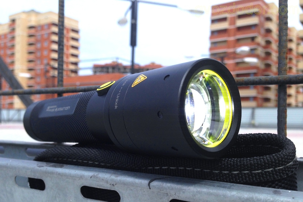 Led Lenser i9R-iron