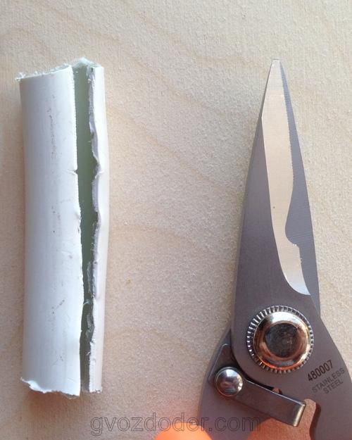 Обзор универсальных ножниц Ombra 480007