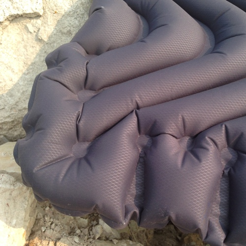 Надувной туристический коврик Klymit Static V2