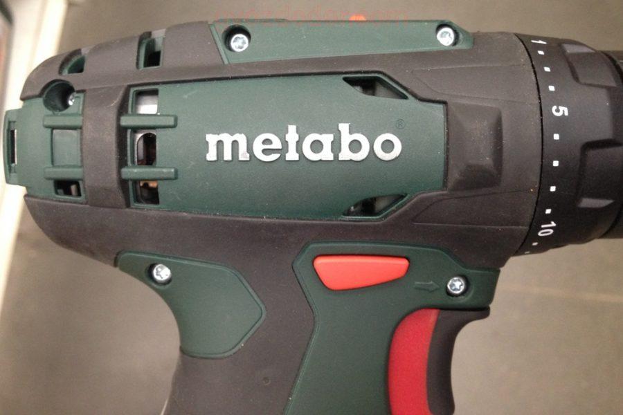 Шуруповёрт Metabo BS 18