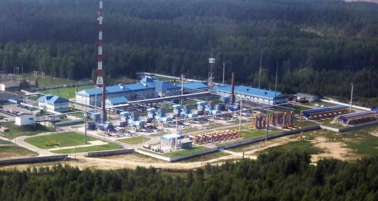 Касимовское ПХГ. Рязанская область