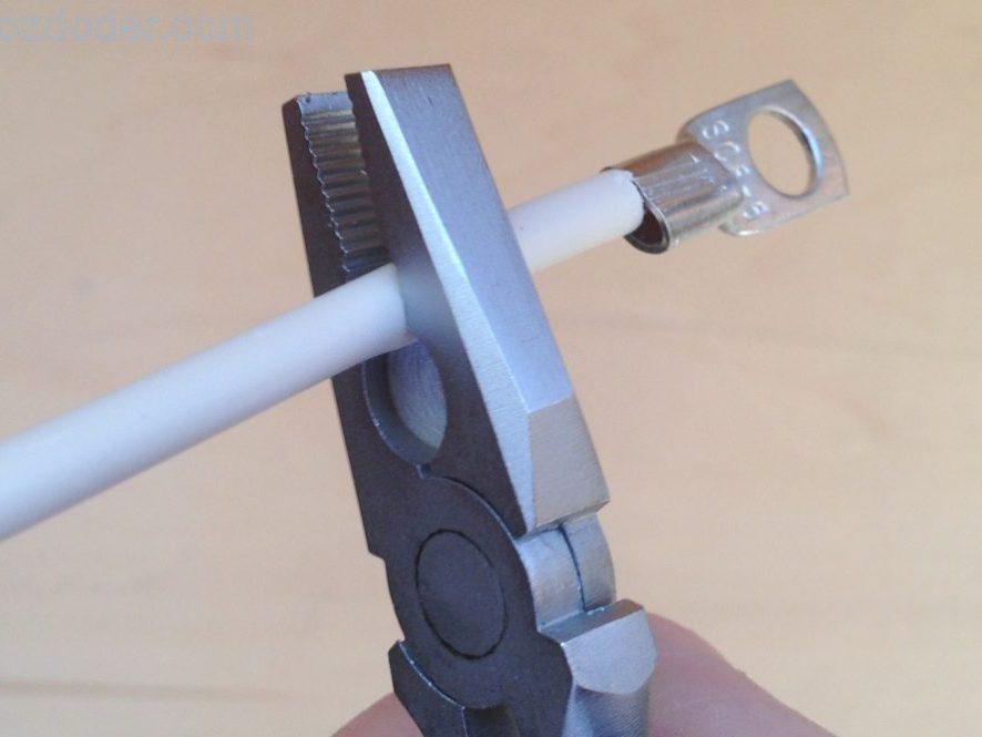 Пассатижи MacAllister 120 мм