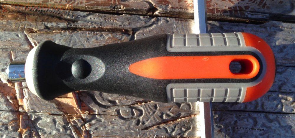 Отвертка Ombra Round Grip со сменным наконечником