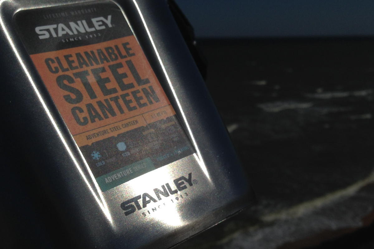 Фляга Stanley Adventure 1L
