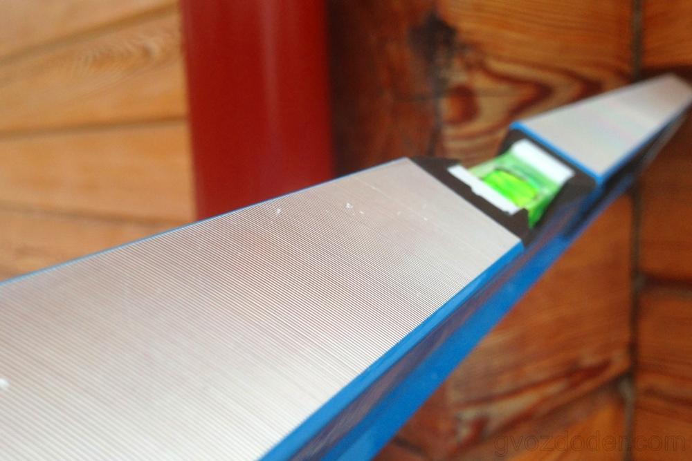 Алюминиевый уровень Барс 1000 мм
