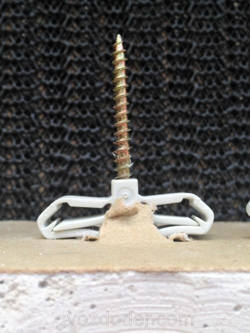 дюбель-бабочка KHD SP