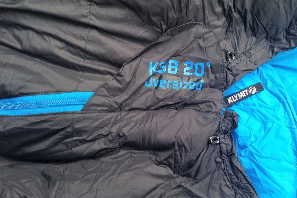 Спальный мешок Klymit KSB20° Oversized