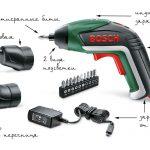 Аккумуляторная отвёртка Bosch IXO V Full