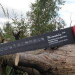 Двухсторонняя ножовка по дереву Matrix