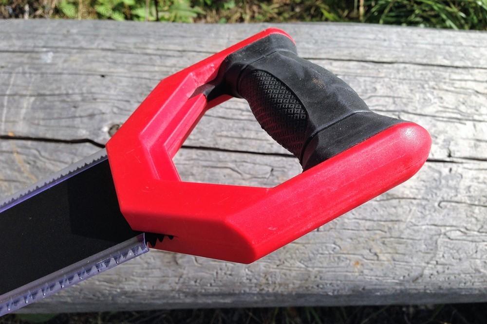 Резиновые накладки на рукоятке