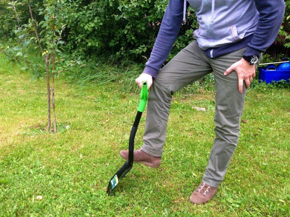 Короткая лопата Сибртех