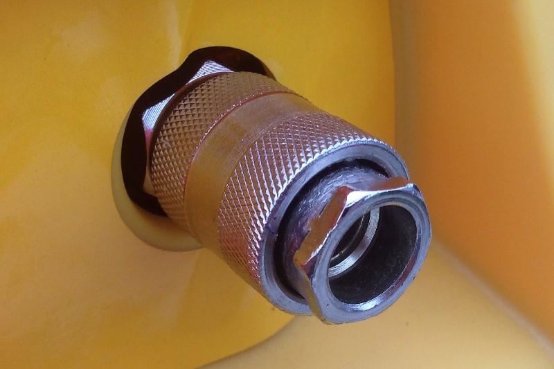 Быстросъемный коннектор на 1/4 дюйма