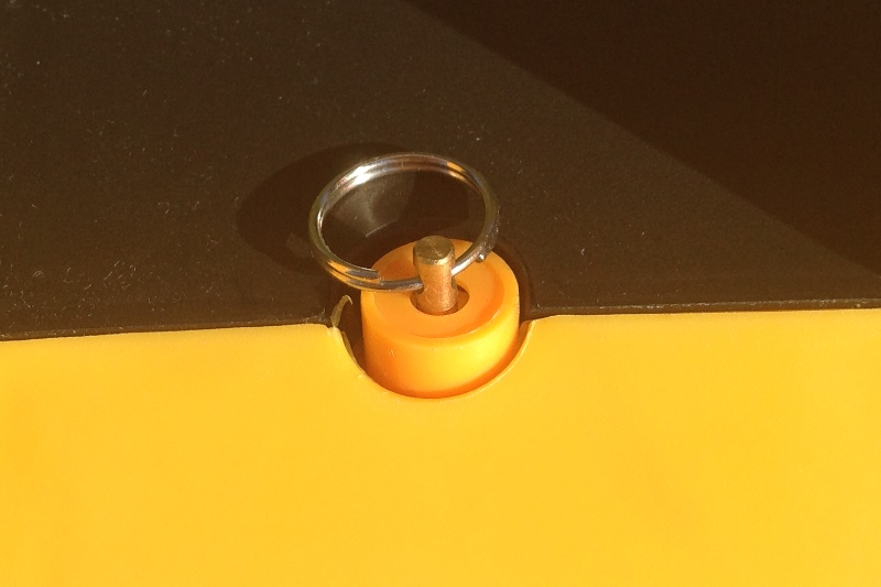 Защитный клапан сброса давления