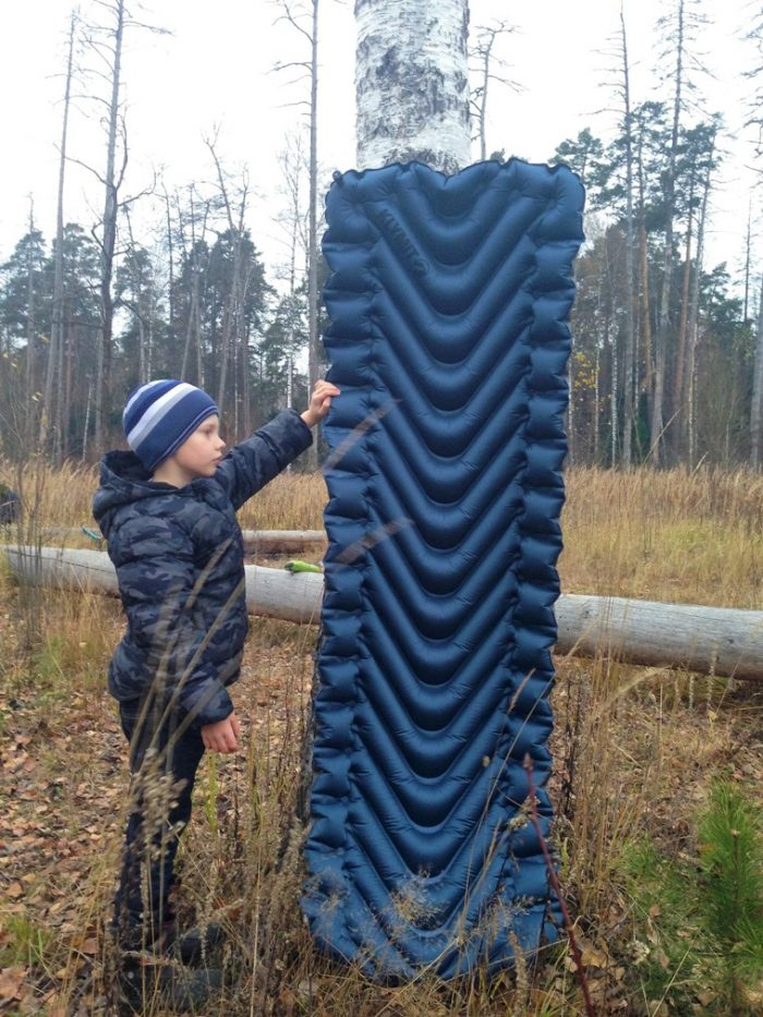 Высота коврика 183 см