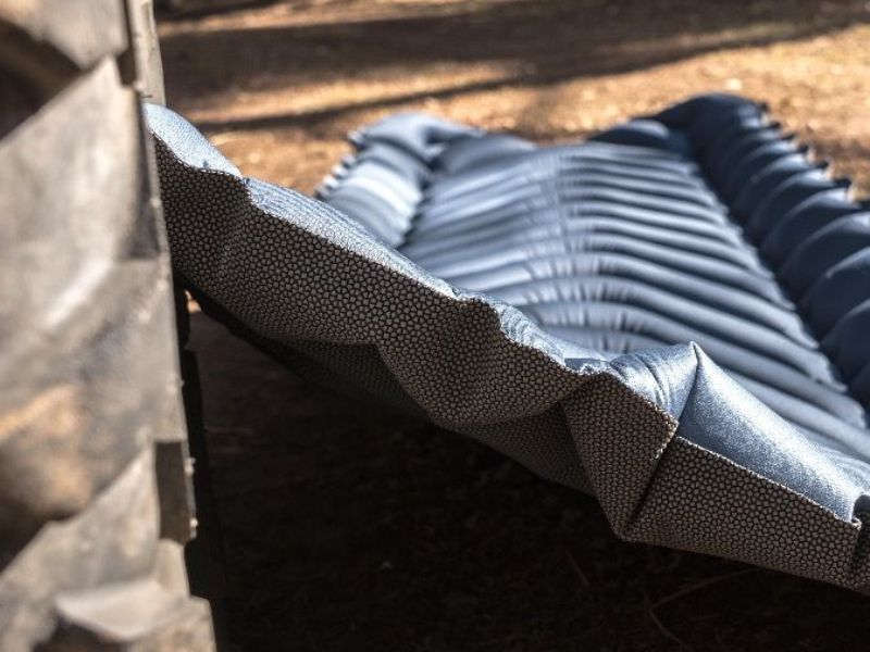 Надувной коврик Klymit Armored V