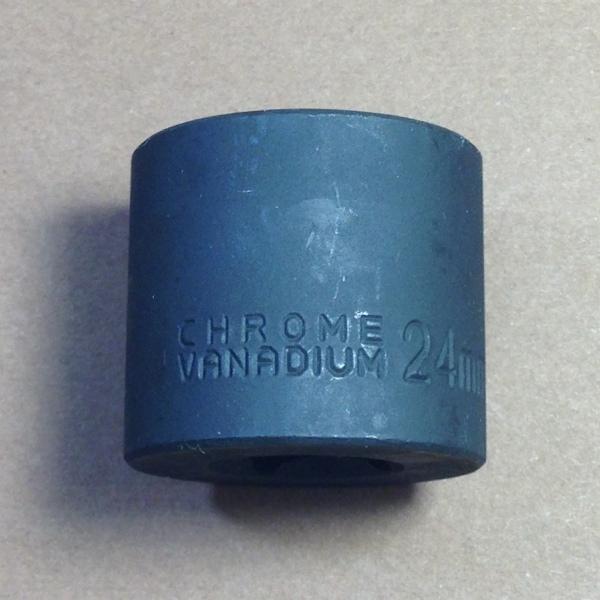 Ударные головки из хром-ванадиевой стали