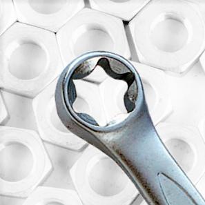 накидной ключ Torx