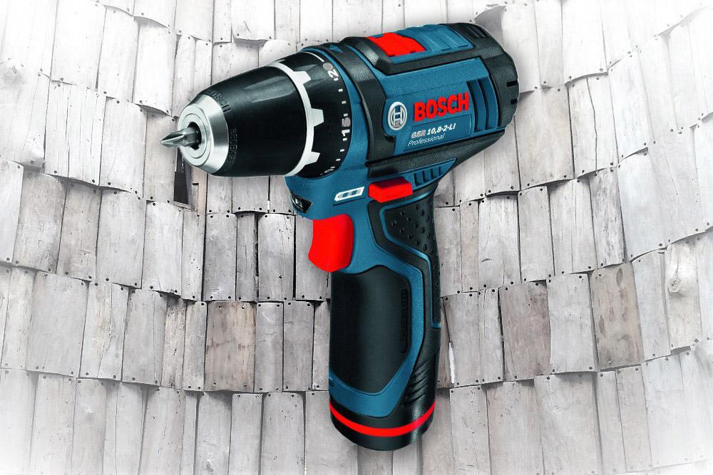 Bosch GSR 10.8-2-LI