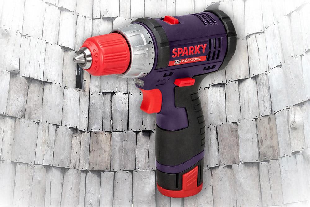 Sparky BR2