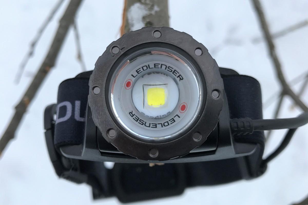 Налобный фонарь Led Lenser MH10