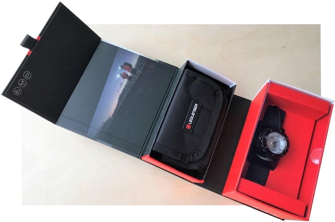 Фонарь LED Lenser I6ER 5606-ER