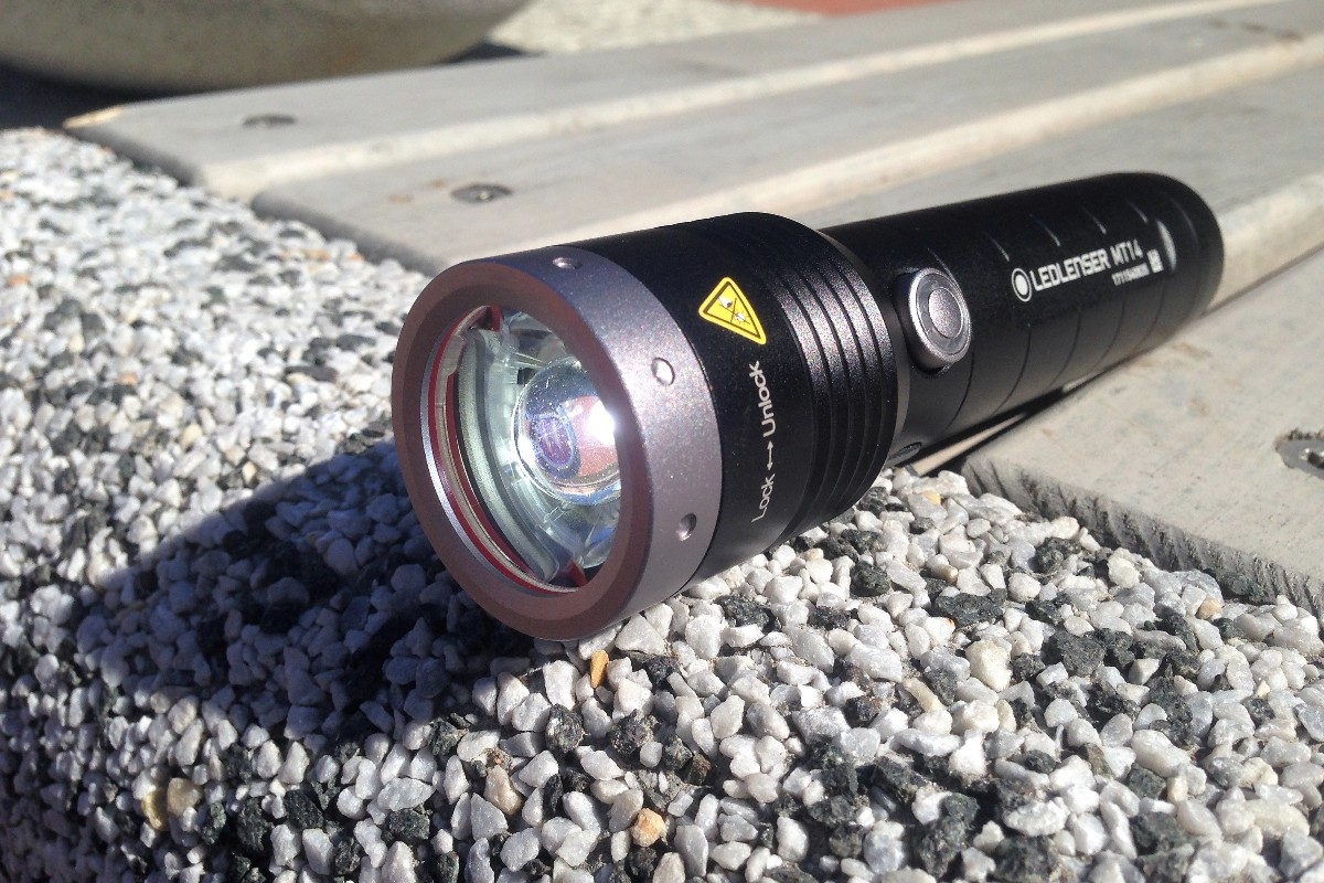 Корпус фонаря Led Lenser MT14