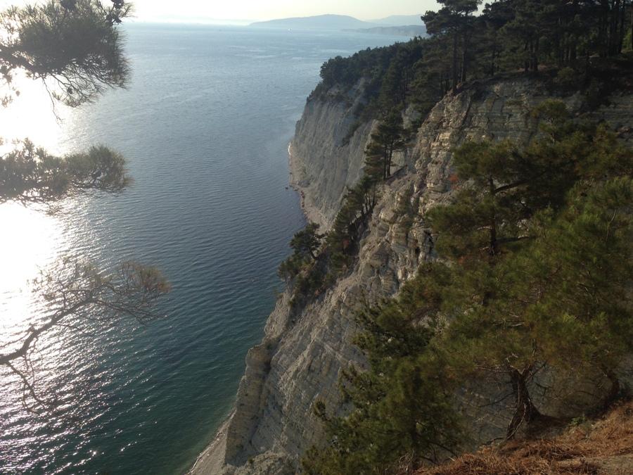 Голубая бездна на Черном море