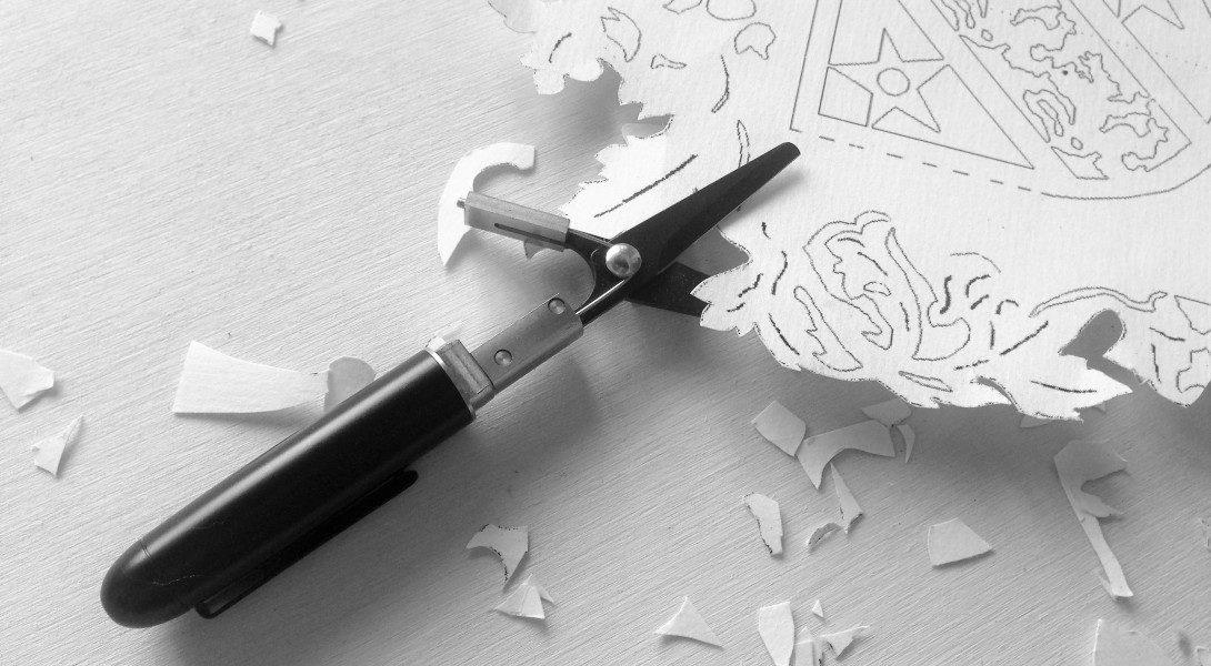 Mininch Xcissor Pen